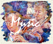 Music - Paintings of Musicians