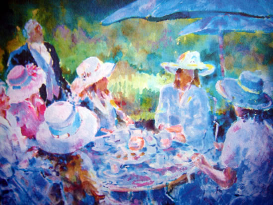 Art by Sera Knight - Surrey Artist - Ascot